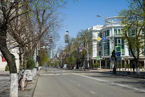 Краснодар, улица Красная ©Фото Евгения Мельченко, Юга.ру