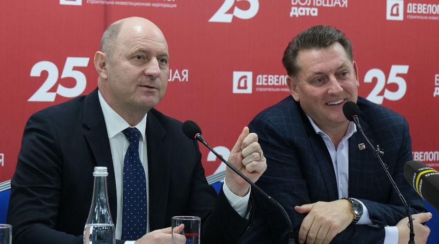 ©Фото пресс-службы корпорации «Девелопмент-Юг»