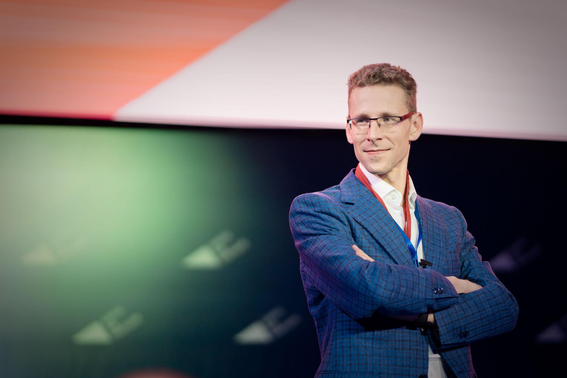 Виталий Воронов ©Фото пресс-службы департамента инвестиций и развития МСП