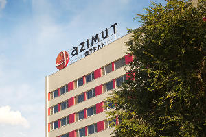 «AZIMUT Отель Астрахань» ©Фото пресс-службы сети AZIMUT Hotels
