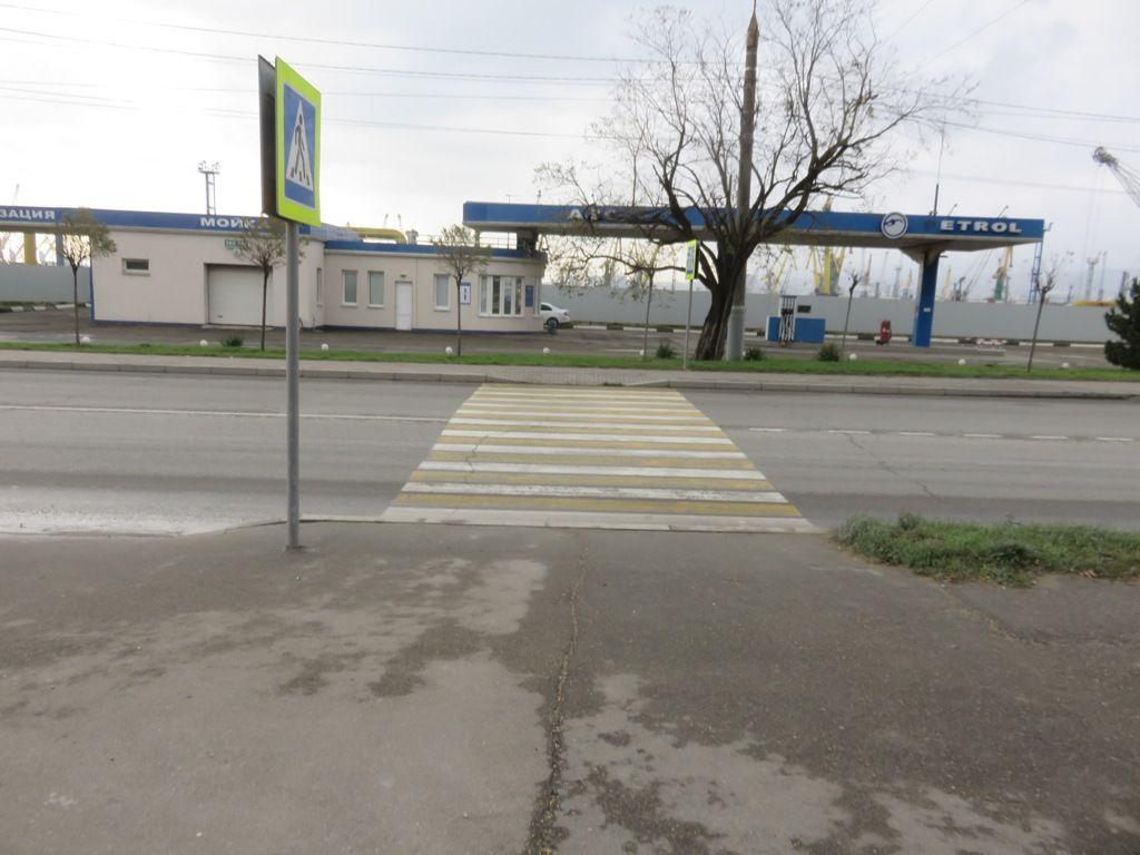 ВНовороссийске автомобилист исчез сместа смертоносного ДТП