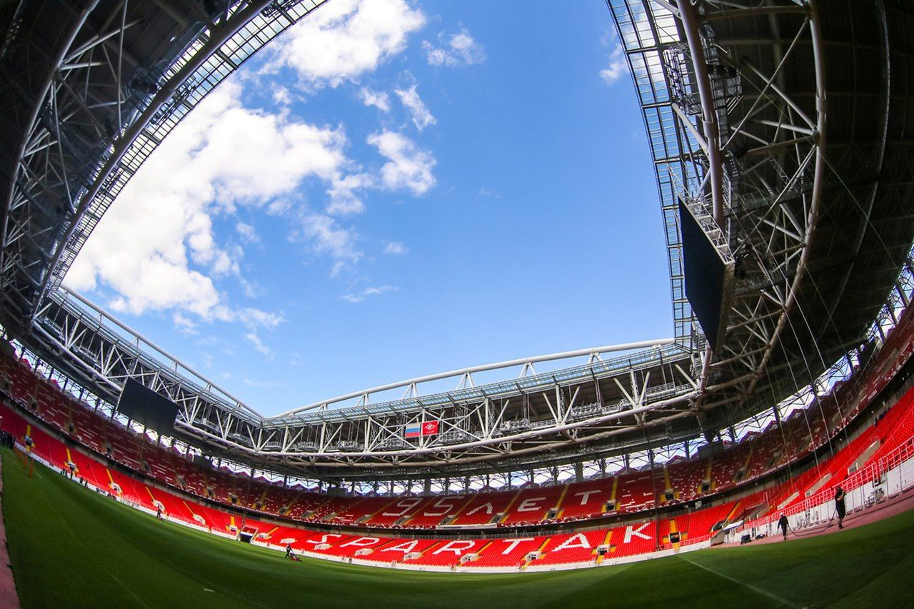 различные картинки стадиона открытие арена ждем