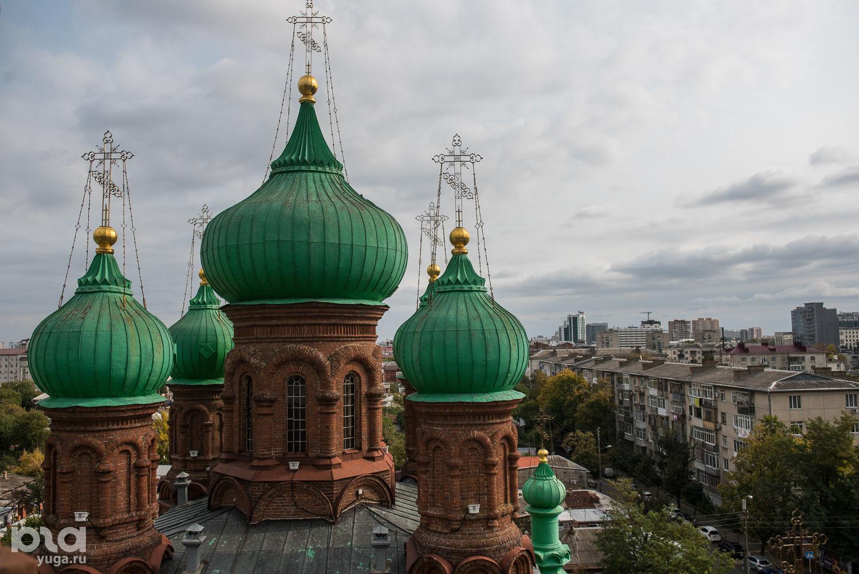 Екатеринодарская духовная семинария ©Фото Елены Синеок, Юга.ру