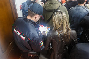 Открытие предвыборного штаба Навального в Краснодаре ©Фото Михаила Чекалова, Юга.ру