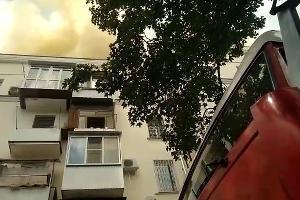 ©Кадр из видео пресс-службы ГУ МЧС России по Краснодарскому краю