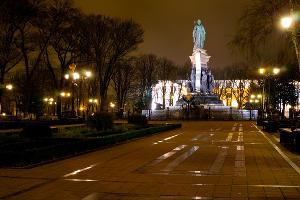 Памятник Екатерине II в Краснодаре ©tvplaneta.ru