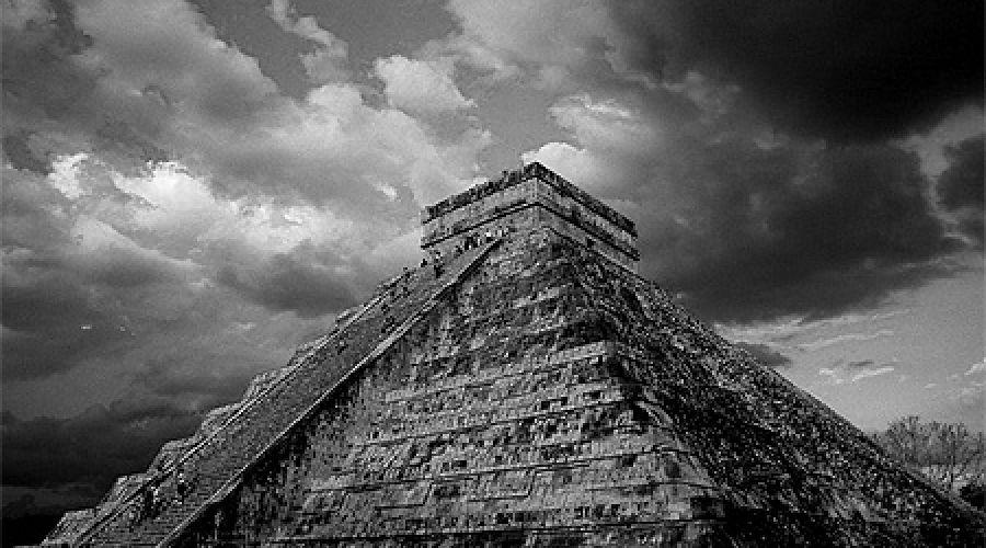 Пирамида древних майя ©Фото Юга.ру