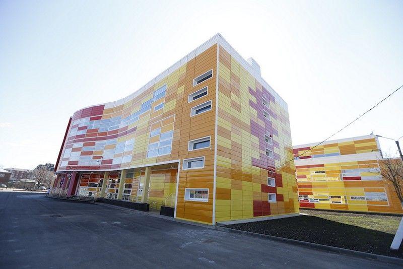 ВКраснодаре открыли новейшую начальную школу «21 века»