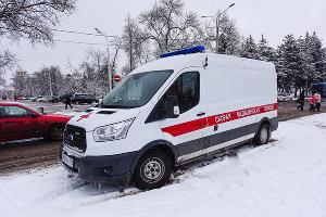 Скорая помощь ©Фото Елены Синеок, Юга.ру