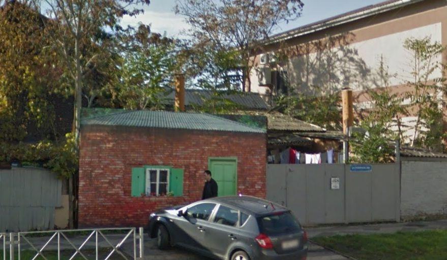 «Симулякр дома» ©Google.Maps, улица Северная, 468, скриншот сделан 30.04.2017