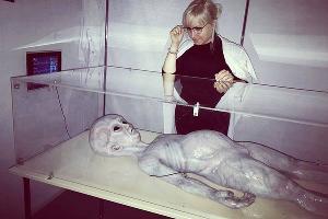 Музей инопланетян в Сочи ©Фото из аккаунта instagram.com/nlo_v_sochi