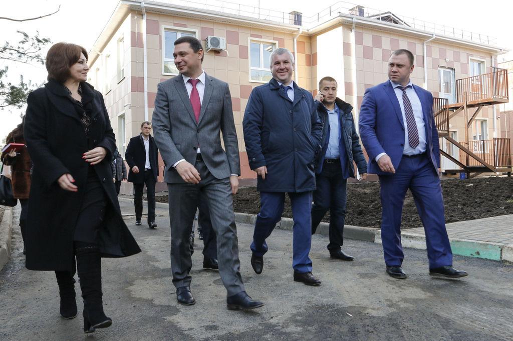 Весной вКраснодаре откроют новые корпуса у 6-ти детсадов