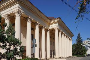 Зимний театр Сочи ©Фото с сайта skfo.online