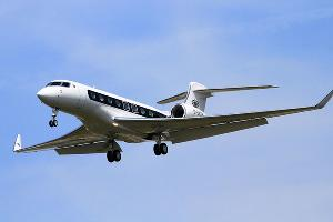 G-ULFS Gulfstream G650 Coventry © Фото Rob Hodgkins, Wikimedia Commons
