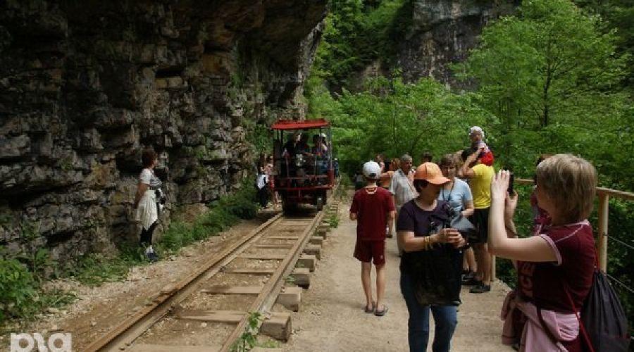 Гуамское ущелье ©Фото Юга.ру