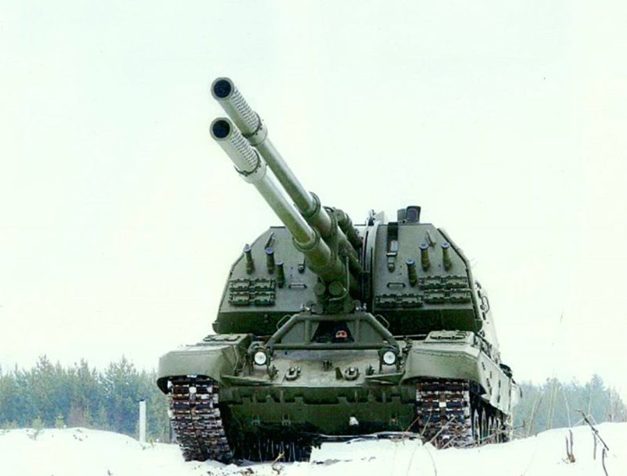 ВМайкопе развернули новейшую артиллерийскую бригаду
