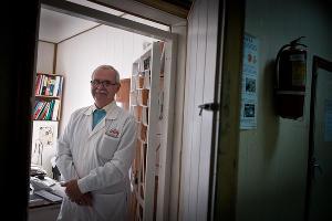 Врач-фтизиатр в медчасти при ИК-14 ©Елена Синеок, ЮГА.ру