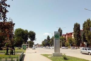 Улицы города Грозного ©Фото Евгения Мельченко, Юга.ру