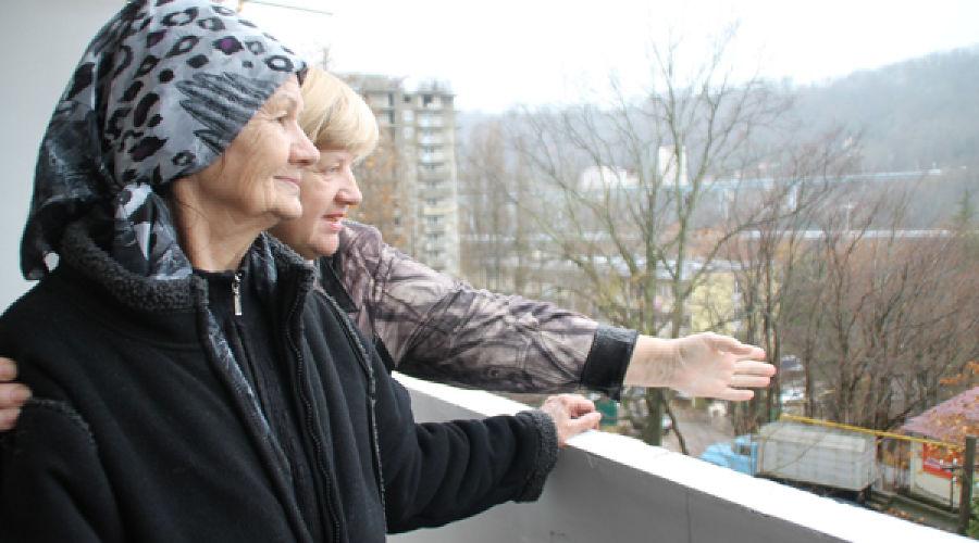 Власти Сочи помогли пенсионерке с жильем ©Пресс-служба администрации г. Сочи