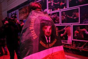 Бойцовский клуб в Чечне ©Николай Хижняк, ЮГА.ру