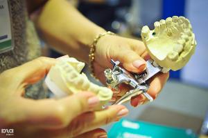 Стоматологическая выставка Dentima в Краснодаре ©Елена Синеок, ЮГА.ру