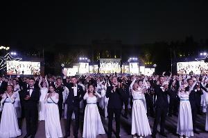 Губернаторский бал-2018 в Краснодаре ©Фото Николая Ильина, Юга.ру