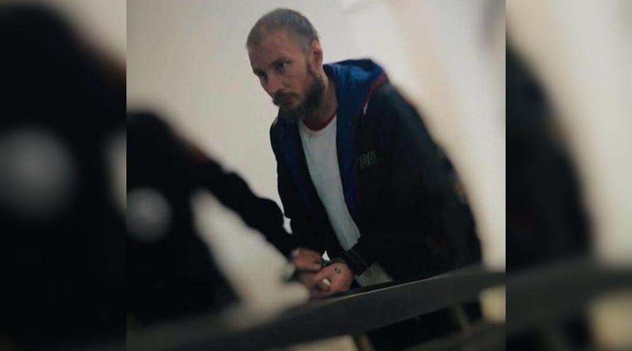 Дмитрий Бакшеев ©Фото со страницы Алексея Аванесяна в фейсбуке facebook.com/id=100005066893432