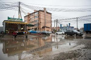 Музыкальный микрорайон ©Фото Елены Синеок, Юга.ру