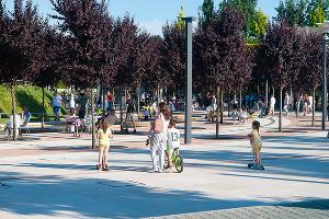 Парк «Краснодар» открылся после карантина ©Фото Дмитрия Леснова, Юга.ру