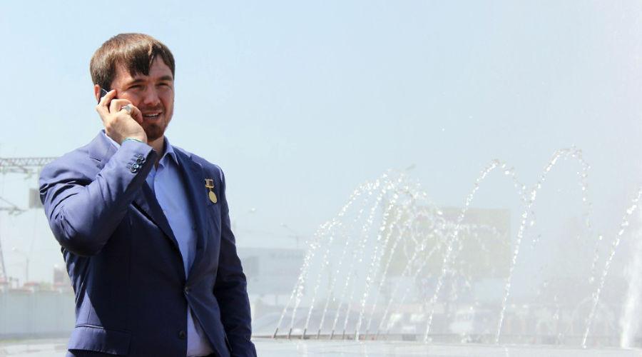 Ислам Кадыров ©http://grozny-inform.ru