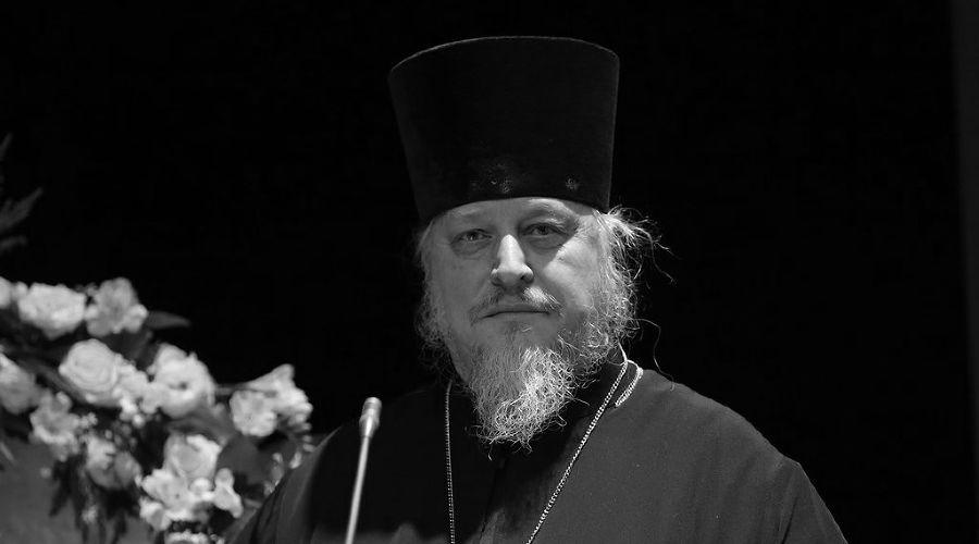 Клирик Екатеринодарской и Кубанской епархии протоиерей Александр Чесноков ©Фото пресс-службы Кубанской митрополии