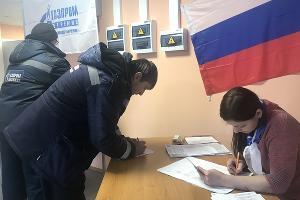 ©Фото пресс-службы «Газпром бурение»