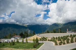 Лето в горах Красной Поляны  ©Нина Зотина, ЮГА.ру