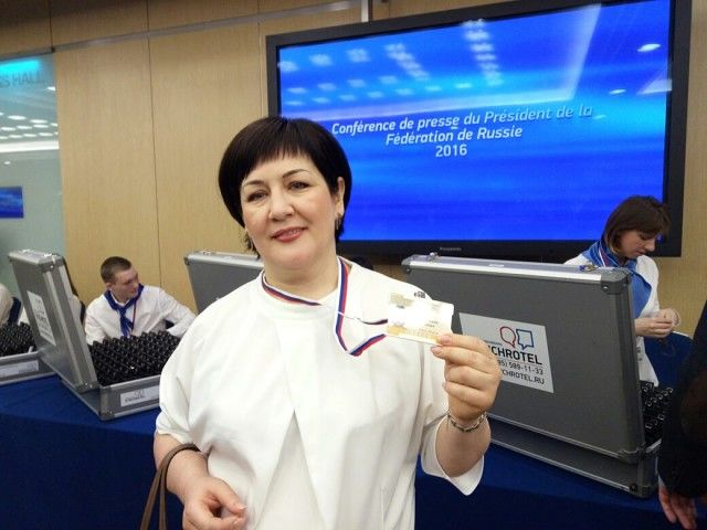 Союз корреспондентов Кубани возглавила Диана Горбань