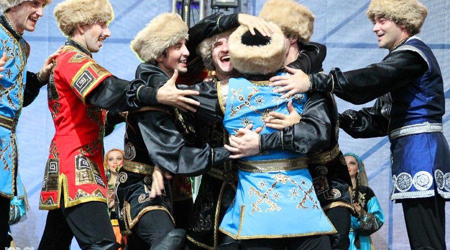II Марафон регионов России в Сочи  ©Ирина Лукьяшко, ЮГА.ру