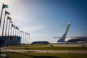 Последний день в Олимпийском парке Сочи ©Фото Влада Александрова, Юга.ру