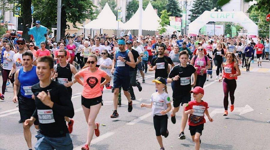 «Зеленый марафон» ©Фото пресс-службы администрации Краснодара