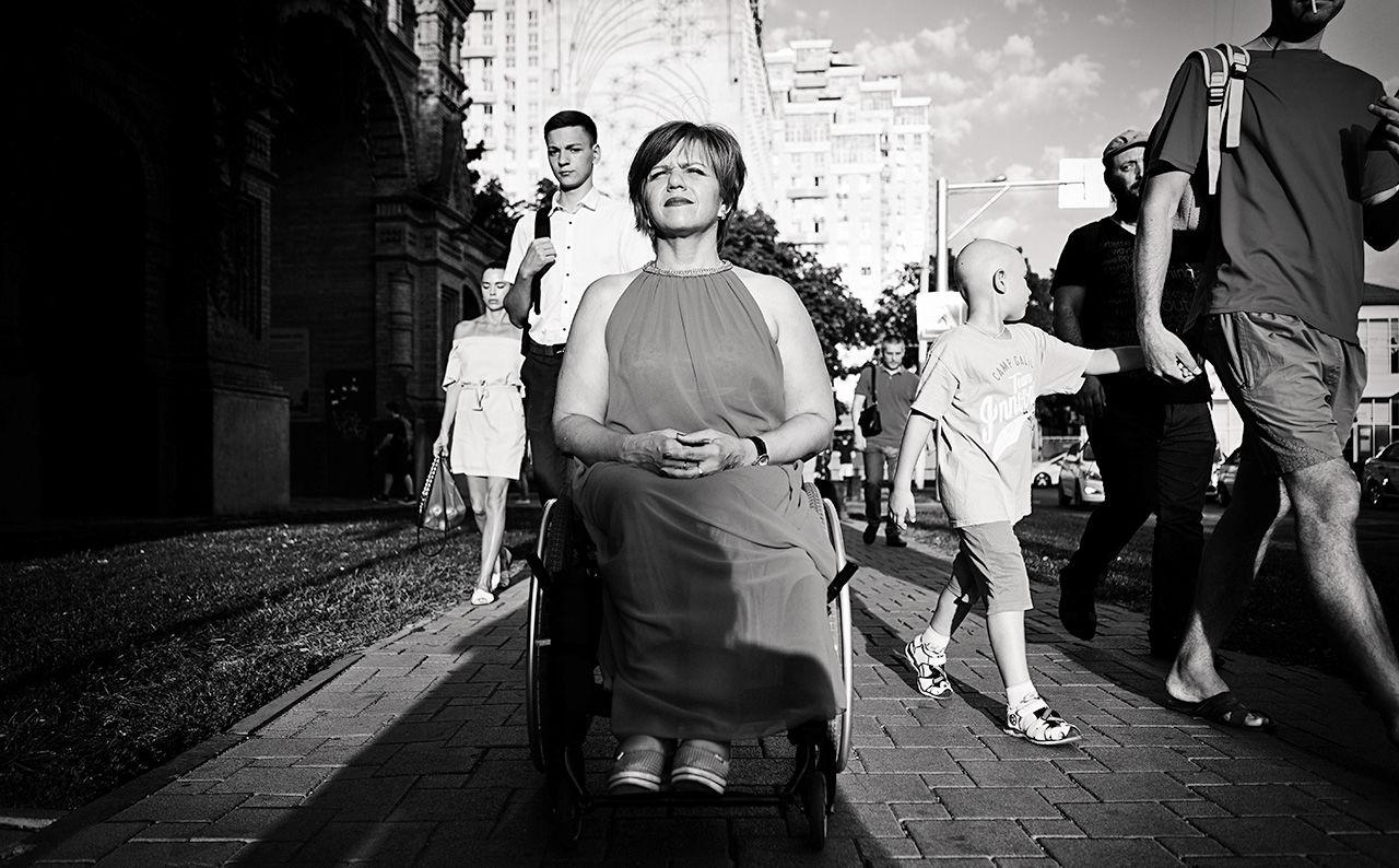 Ирина Сафронова ©Фото Веры Прокопенко