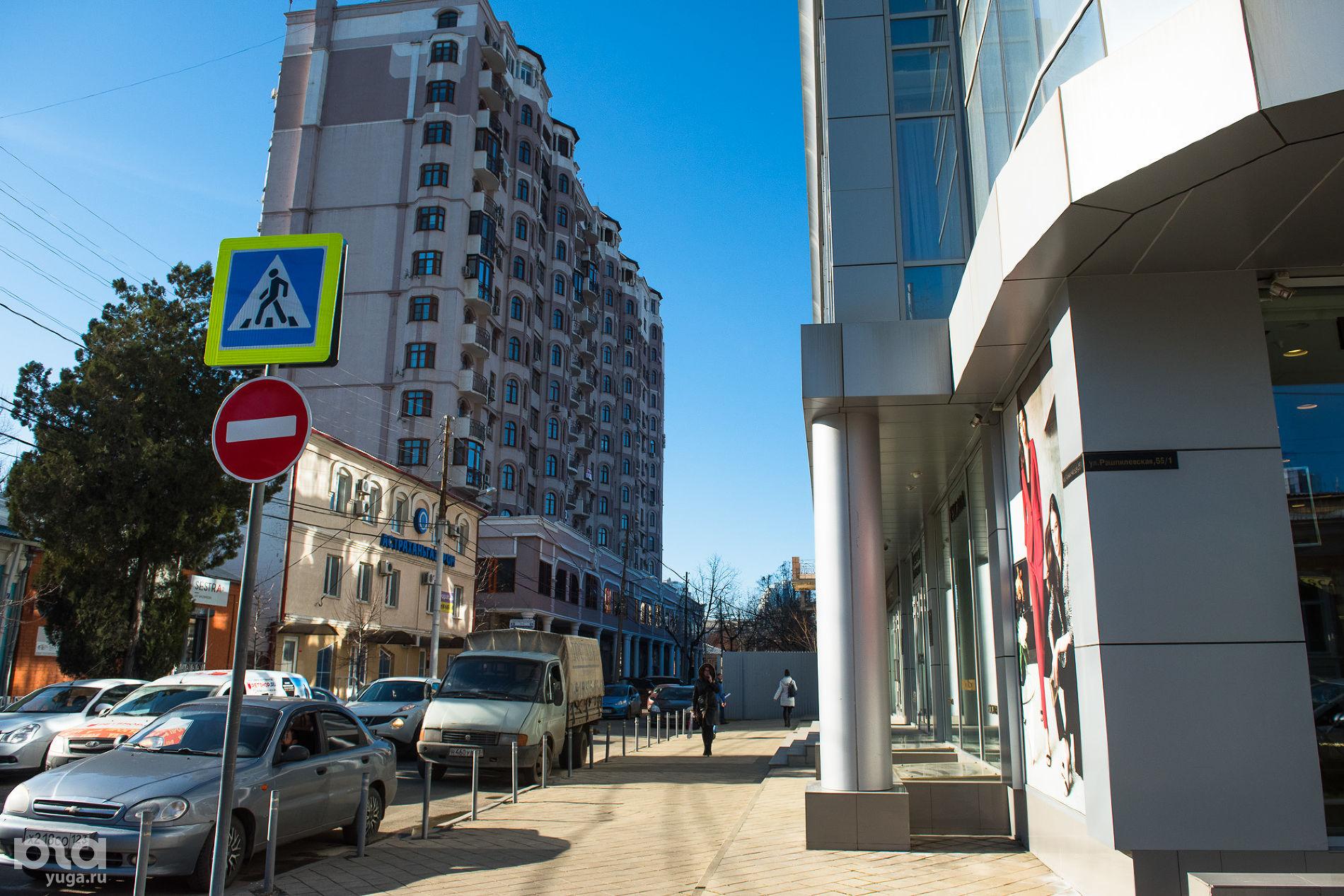 Улица Гимназическая ©Фото Елены Синеок, Юга.ру