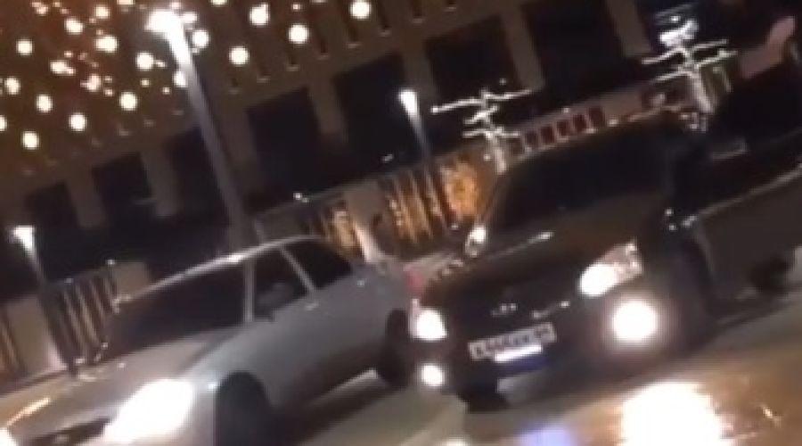 ©Кадр видео со страницы «ЧП Краснодар» в инстаграме, instagram.com/chp_krd