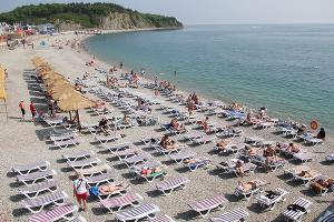 Пляж ©Фото пресс-службы ПАО «Ростелеком»