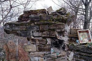 Древний храм в Лоо ©Фото из инстаграма Tanya.Sergeevna48, instagram.com/tanya.sergeevna48