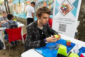 Краснодарский фестиваль наук, технологий и искусства GEEK PICNIC 2018 ©Фото Елены Синеок, Юга.ру