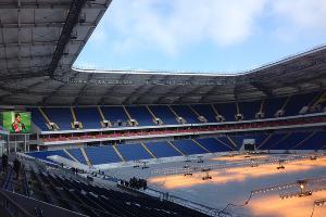 Стадион Ростов-Арена  ©Фото Марии Строителевой, Юга.ру