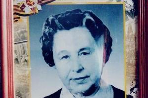 Левченко Антонина Моисеевна ©Фото из семейного архива