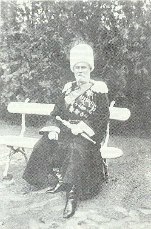 Михаил Бабыч, 1916, Екатеринодар