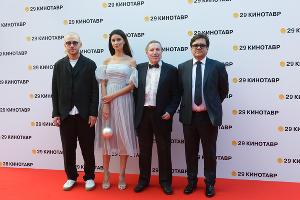 Открытие 29-го фестиваля «Кинотавр» в Сочи ©Фото Артура Лебедева, Юга.ру