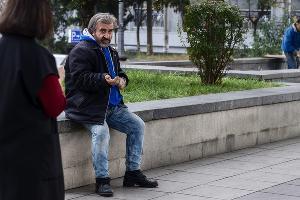 На автомобиле в Грузию. Люди ©Фото Евгения Мельченко, Юга.ру