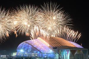 Церемония открытия XXII зимних Олимпийских игр ©Фото Юга.ру