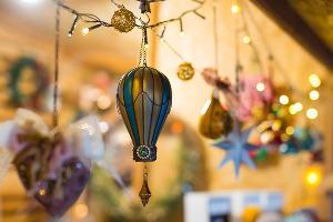 Новогодние ярмарки Краснодара ©Фото Елены Синеок, Юга.ру